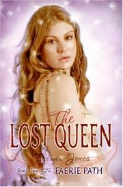 THE LOST QUEEN by Frewin Jones