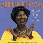 MAHALIA JACKSON by Nina Nolan