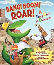 BANG! BOOM! ROAR! by Nate Evans