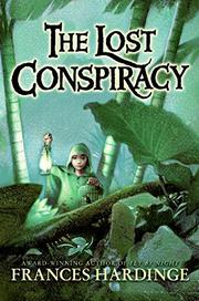 Cover art for THE LOST CONSPIRACY