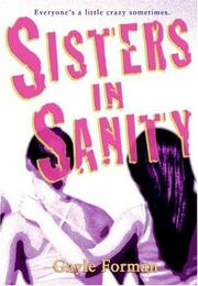 SISTERS IN SANITY by Gayle Forman