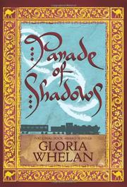 PARADE OF SHADOWS by Gloria Whelan