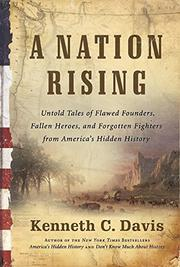 Book Cover for A NATION RISING