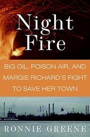 NIGHT FIRE by Ronnie Greene