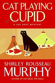 Book Cover for CAT PLAYING CUPID