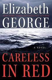 Cover art for CARELESS IN RED
