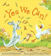 Book Cover for YES WE CAN!