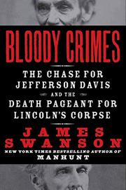 Cover art for BLOODY CRIMES