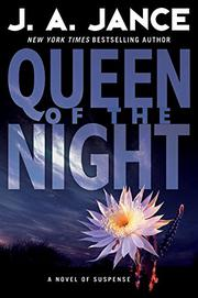 Book Cover for QUEEN OF THE NIGHT