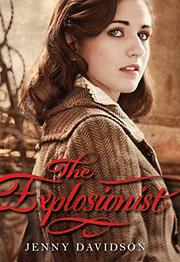 Book Cover for THE EXPLOSIONIST