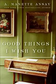 Book Cover for GOOD THINGS I WISH YOU
