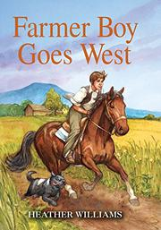 Cover art for FARMER BOY GOES WEST