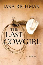 Cover art for THE LAST COWGIRL