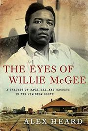 THE EYES OF WILLIE MCGHEE by Alex Heard