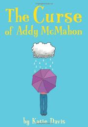 Cover art for THE CURSE OF ADDY McMAHON