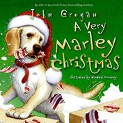 Cover art for A VERY MARLEY CHRISTMAS