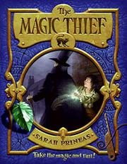 Book Cover for THE MAGIC THIEF