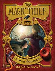 THE MAGIC THIEF by Sarah Prineas