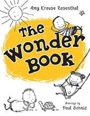 THE WONDER BOOK by Amy Krouse Rosenthal