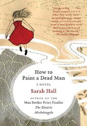 Cover art for HOW TO PAINT A DEAD MAN