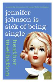 Book Cover for JENNIFER JOHNSON IS SICK OF BEING SINGLE