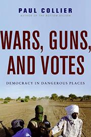 Book Cover for WARS, GUNS, AND VOTES