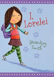 Cover art for I, LORELEI