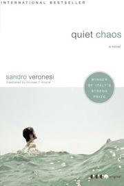 QUIET CHAOS by Sandro Veronesi