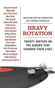 HEAVY ROTATION by Peter Terzian