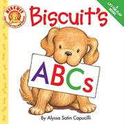 BISCUIT'S ABCS by Pat  Schories