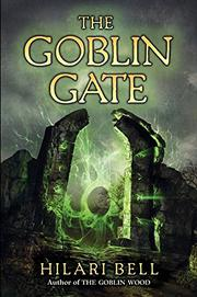 Cover art for THE GOBLIN GATE