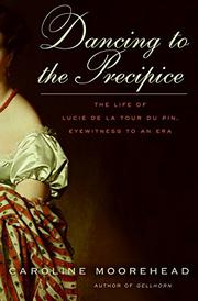 Cover art for DANCING TO THE PRECIPICE