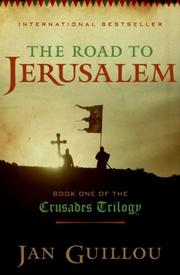 Cover art for THE ROAD TO JERUSALEM