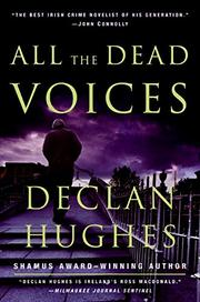 Cover art for ALL THE DEAD VOICES
