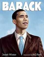 BARACK by Jonah Winter