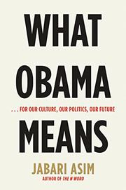 Book Cover for WHAT OBAMA MEANS