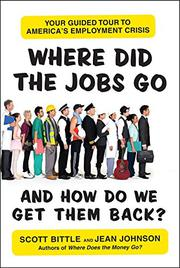 WHERE DID THE JOBS GO--AND HOW DO WE GET THEM BACK? by Scott Bittle