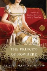 THE PRINCESS OF NOWHERE by Lorenzo Borghese