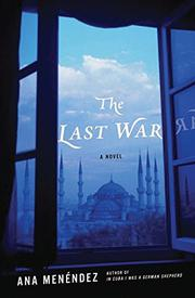 Cover art for THE LAST WAR