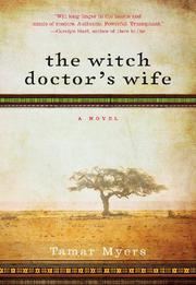 Cover art for THE WITCH DOCTOR'S WIFE