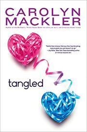 TANGLED by Carolyn Mackler