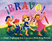Cover art for ¡BRAVO!
