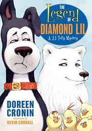 THE LEGEND OF DIAMOND LIL by Doreen Cronin