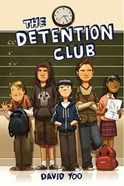 THE DETENTION CLUB by David Yoo
