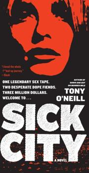 Book Cover for SICK CITY