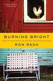 BURNING BRIGHT by Ron Rash