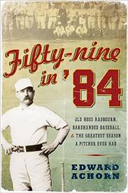 FIFTY-NINE IN '84 by Edward Achorn