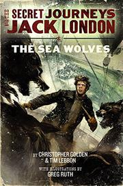 Book Cover for THE SEA WOLVES