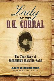 Cover art for LADY AT THE O.K. CORRAL
