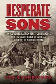 Cover art for DESPERATE SONS